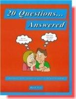Книга 20 Questions...Answered, Book 2 pdf 7,26Мб