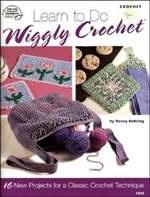 Книга Learn to Do Wiggly Crochet