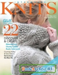 Журнал Interweave Knits - Fall 2011.