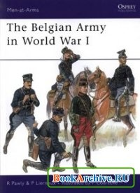Книга The Belgian Army in World War I.