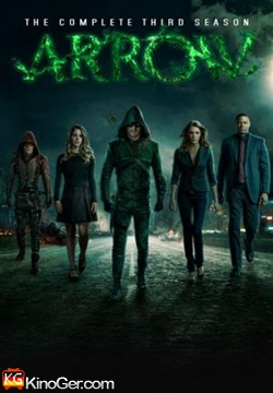 Arrow Staffel 1-5 (2014)