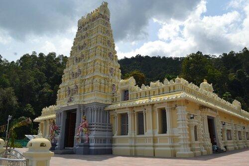 Храм на острове Пенанг