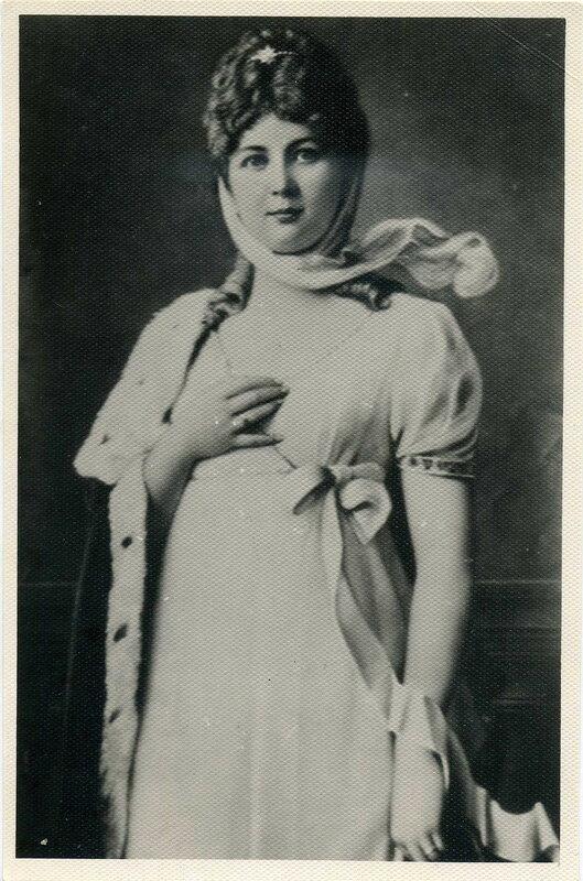 Княгиня Мария Барятинская,