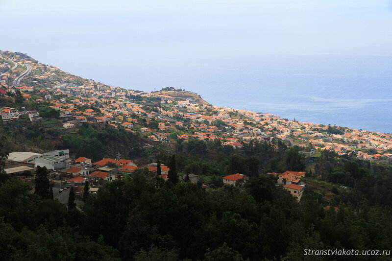 Мадейра, Фуншал, Монте