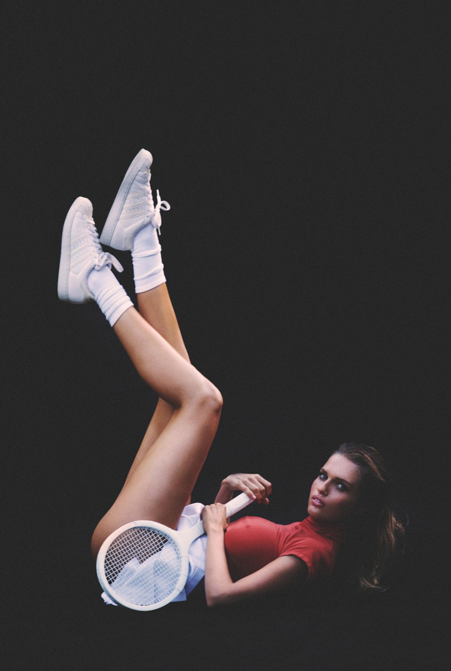 Голая спортсменка Рэйчел Мортенсен / Rachel Mortenson by Josh Reed in Galore Magazine august 2014