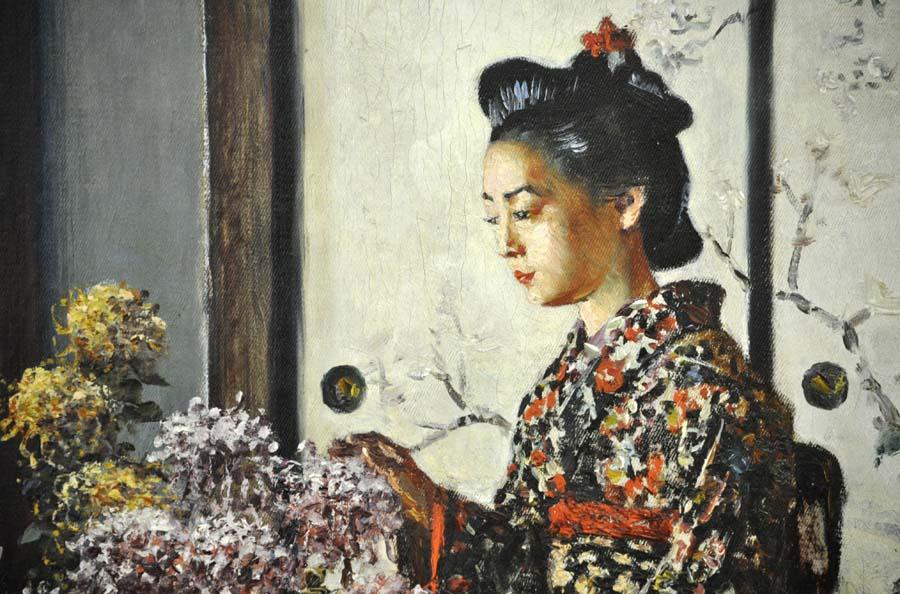 Верещагин. Японка 1903 фр. 900.jpg