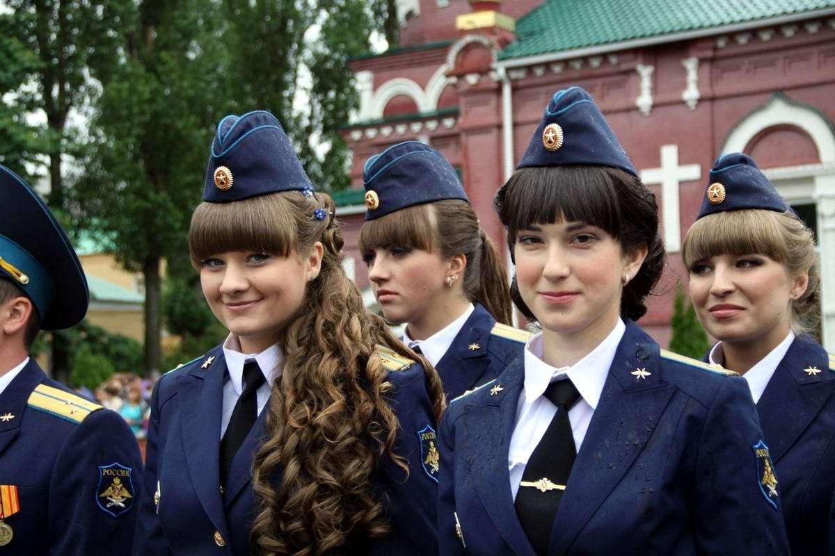 От тайги до британских морей ... : Лица девушек из Российской армии (10)