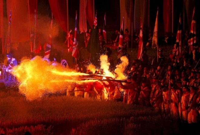 200-летие битвы при Ватерлоо