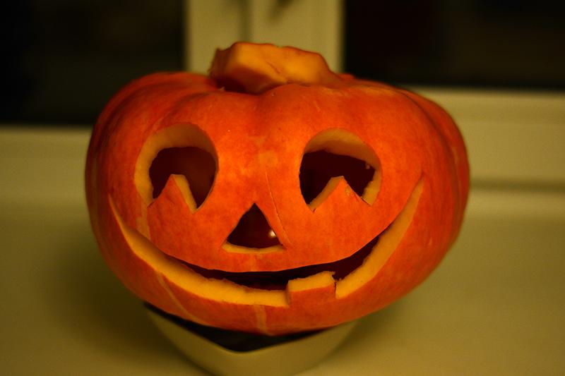 хеллоуин Джек