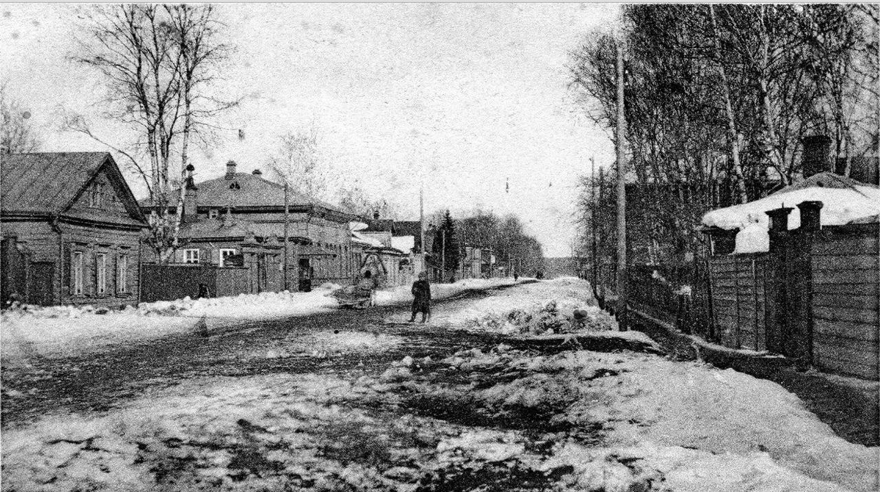 Никитская улица