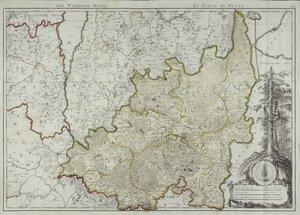 1791. Верроский уезд