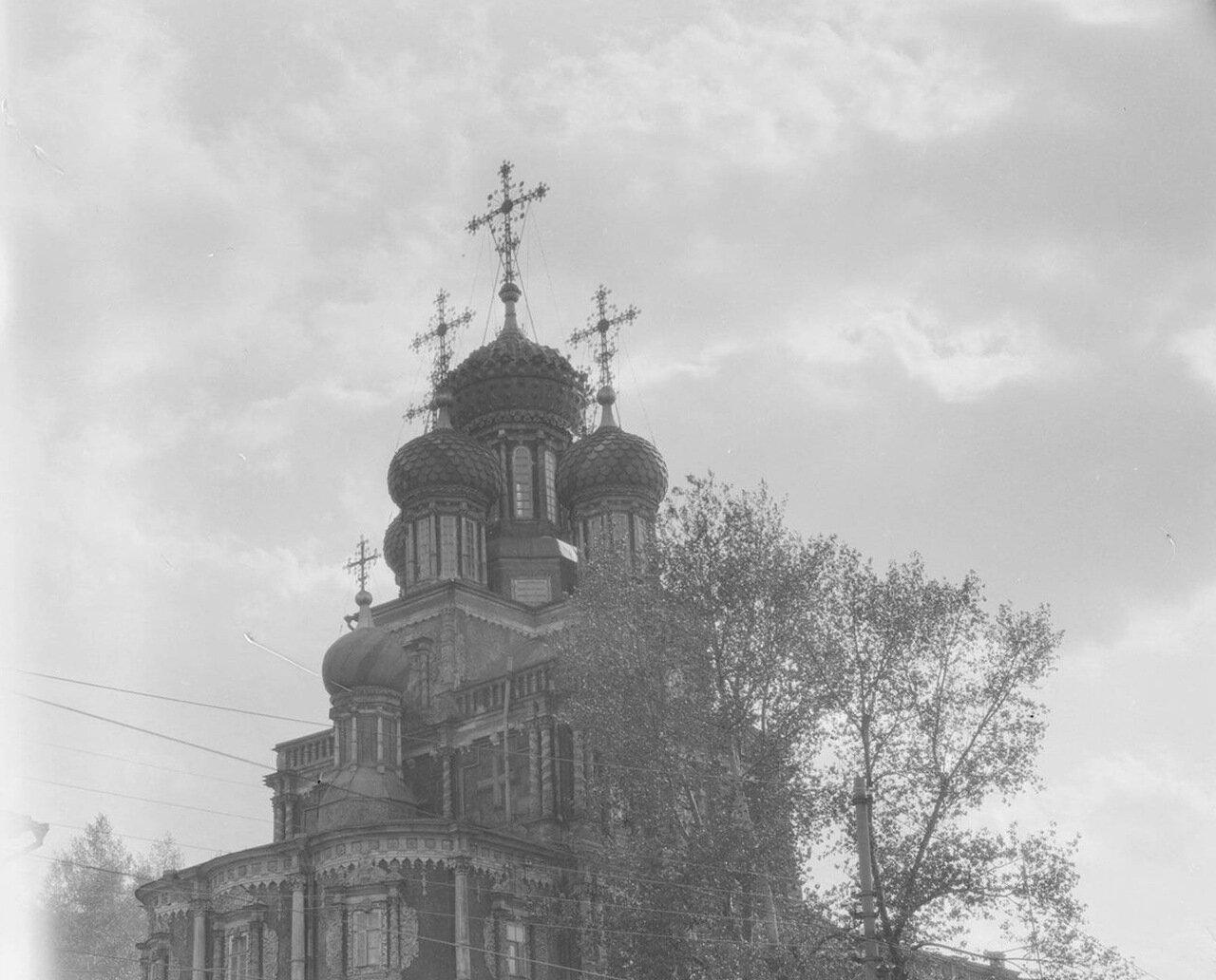 15. Нижний Новгород. Строгановская церковь