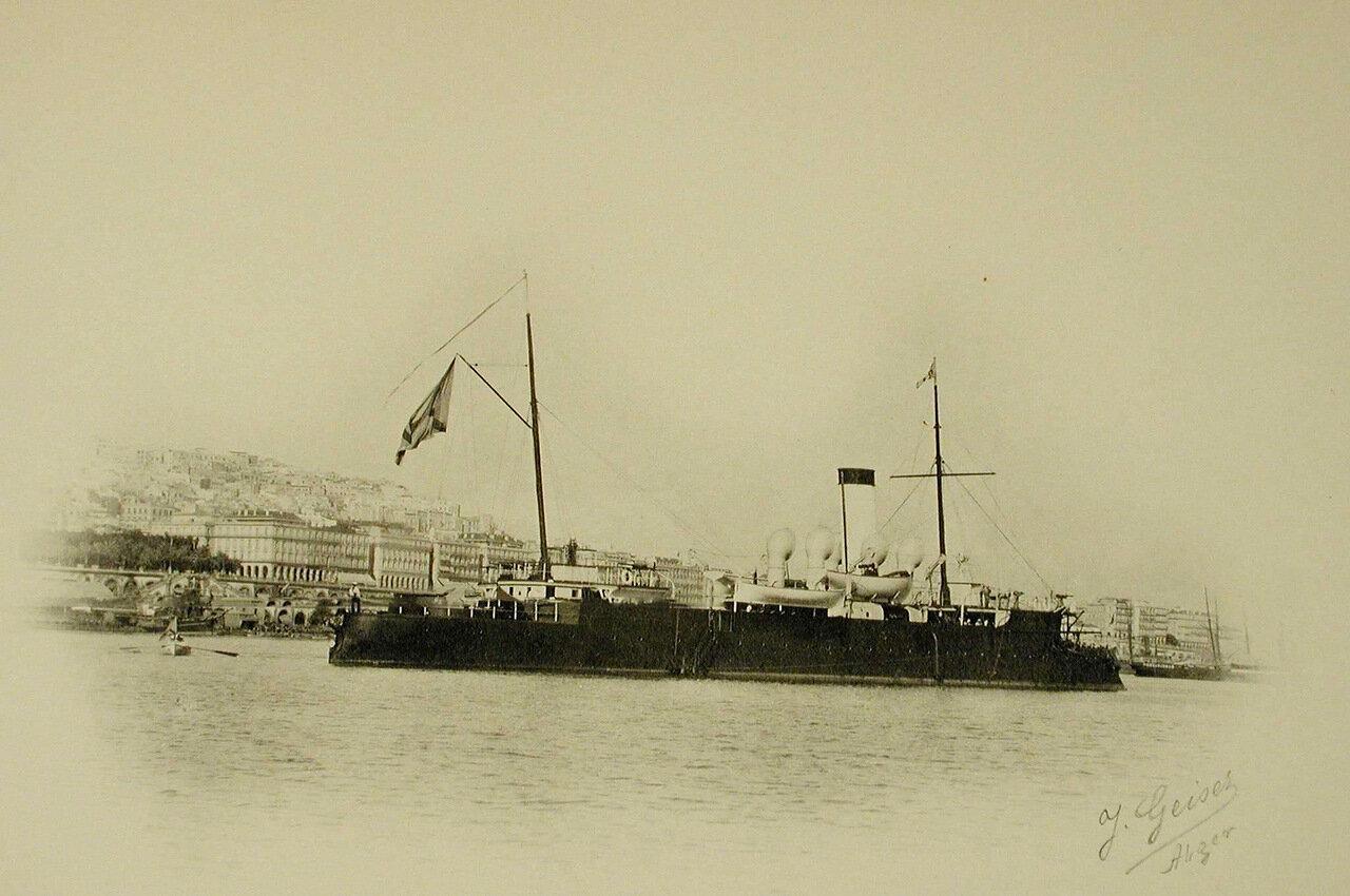 28. Вид судна «Отважный»