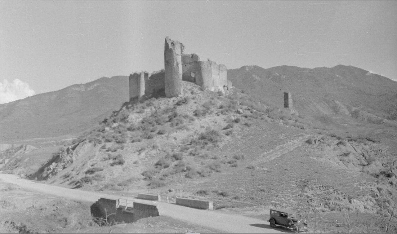 Мцхета. Руины замка