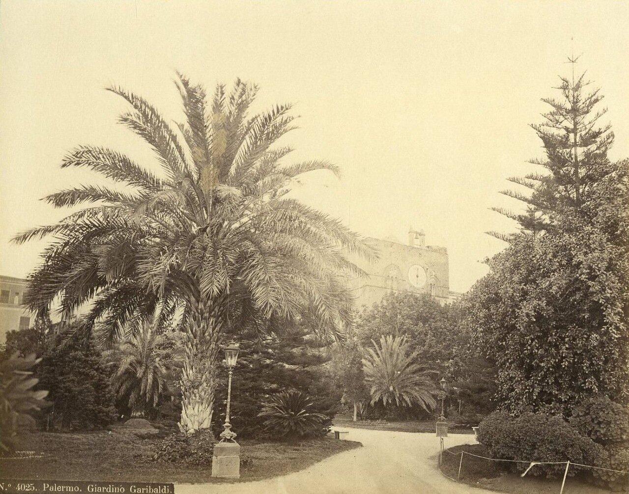 Сад Гарибальди