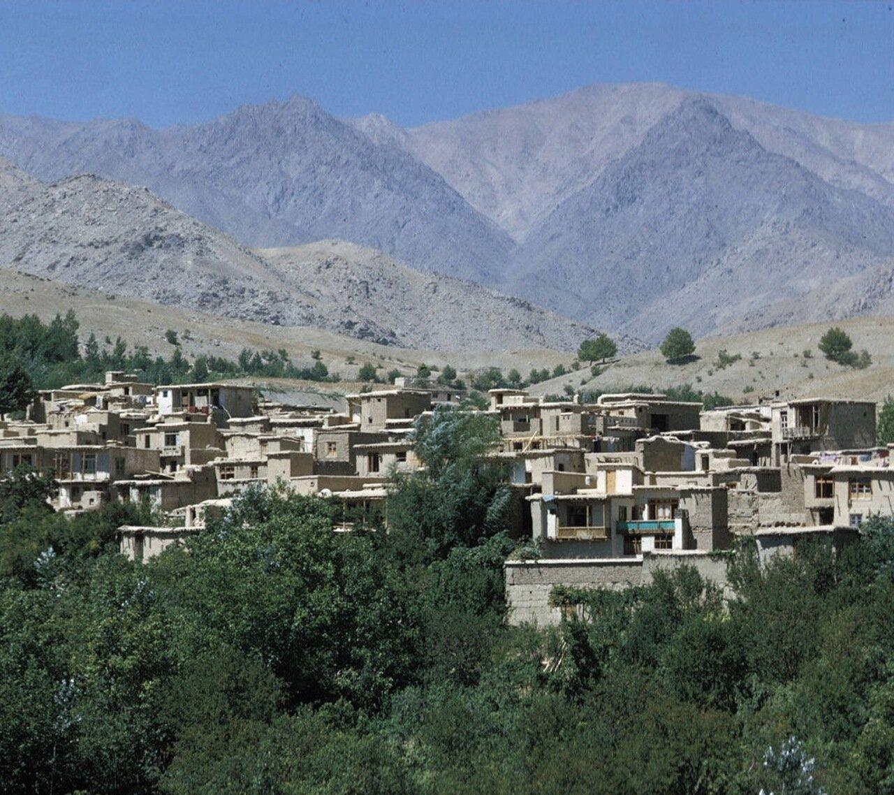 экипаж пытался фото горные села в афганистане рамы