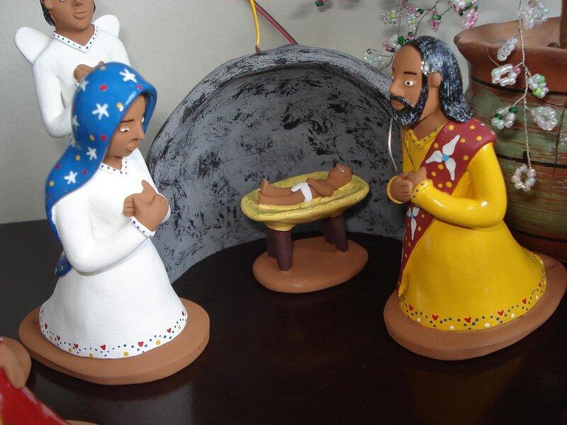 Мария, Иосиф и Младенец Христос