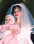 Две Александры (моя сестра и моя дочь). 16 сентября 2000 года.