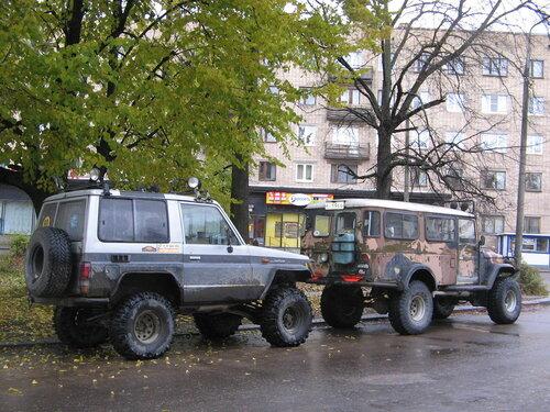 Le3107na — «внедороржники» на Яндекс.Фотках