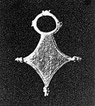 Агадесский крест сер. Хоггар 1