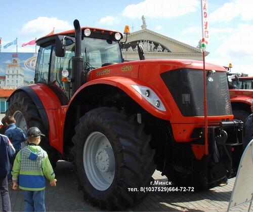 Тракторы в Республике Бурятия – цены, фото, отзывы, купить.