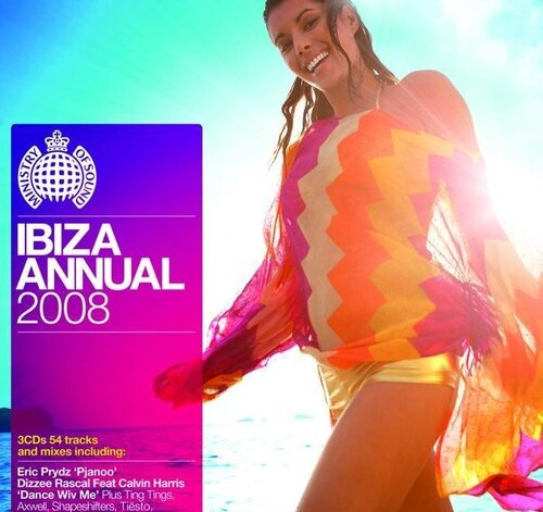 Ministry Of Sound - Ibiza Annual 2008 (3CD)