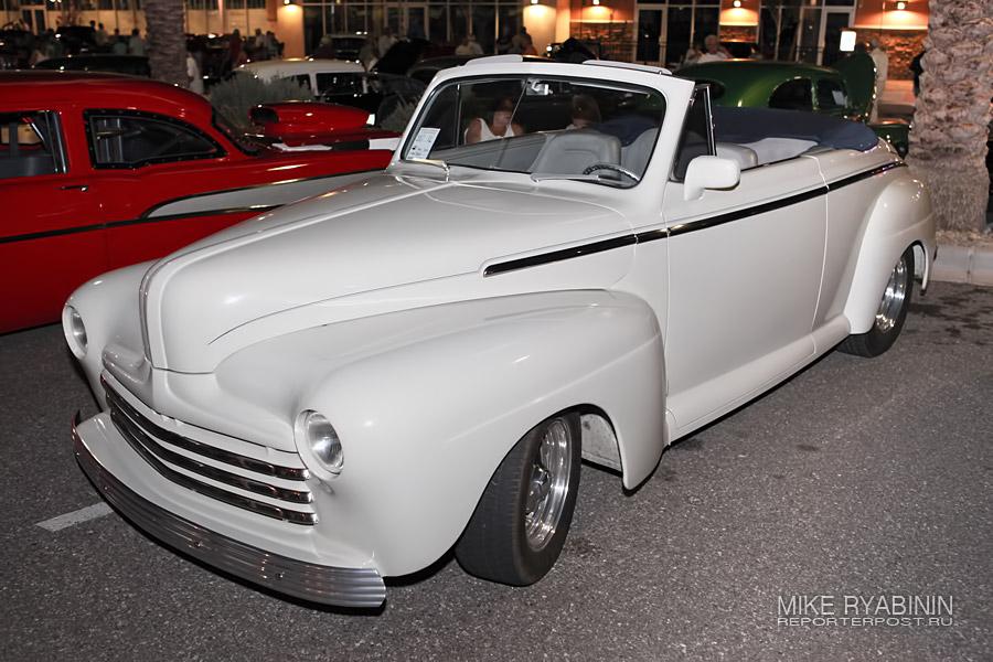 Old-timer Car