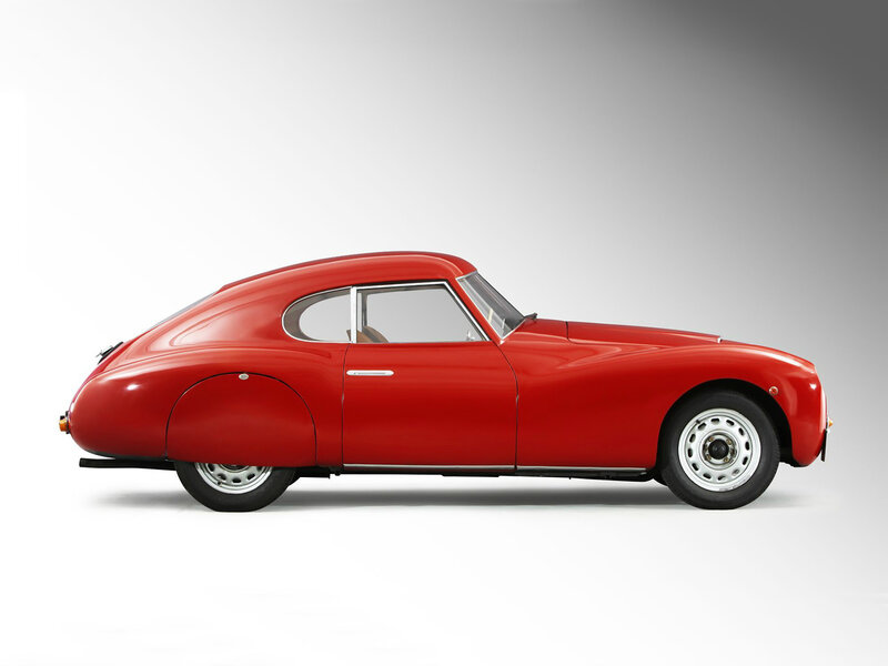 "Итальянская ""баркетта"" Fiat 1100S MM Berlinetta '1949"