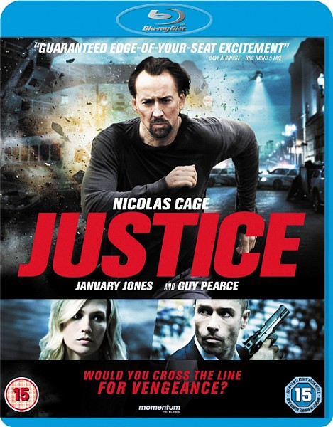 Голодный кролик атакует / Seeking Justice (2011) HDRip