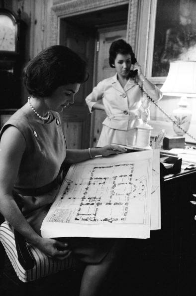 Interior Decorating With Jackie Kennedy