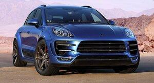 Porsche Macan получит гибридную установку