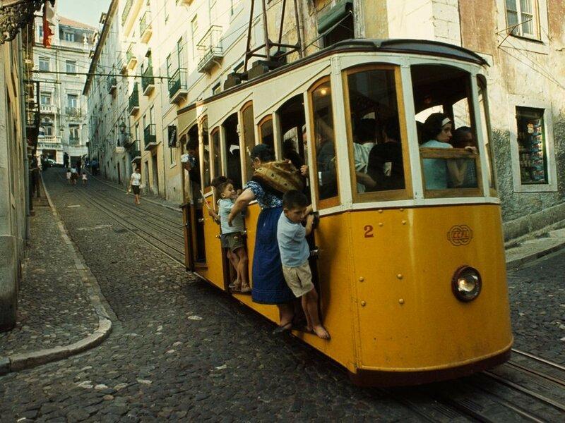 1965 Lisbon Bairro Alto by Volkmar K Wentzel.jpg