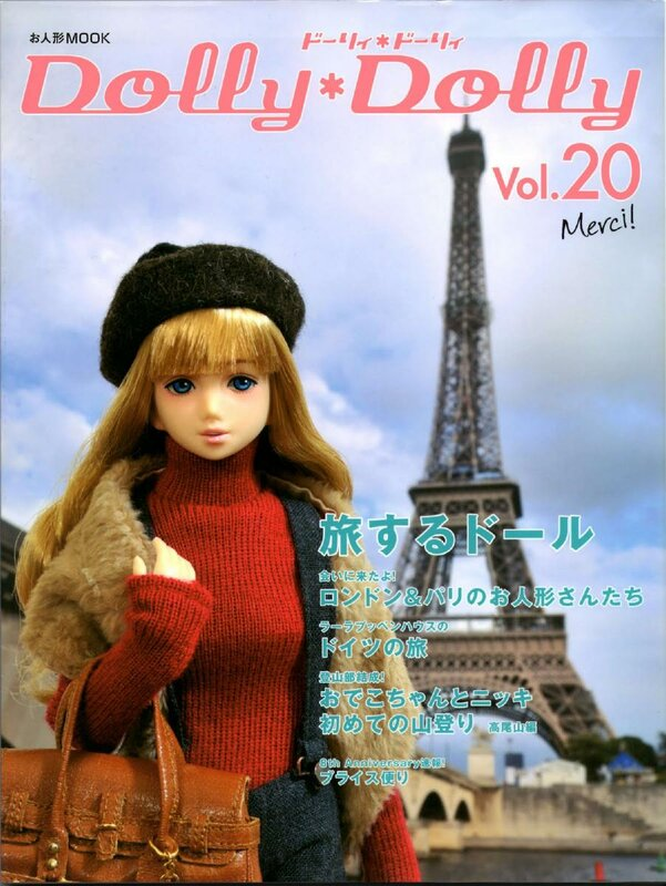 картинки кукольных журналов последнем случае