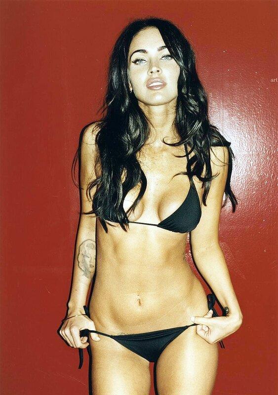 Меган Фокс (Megan Fox) 2008