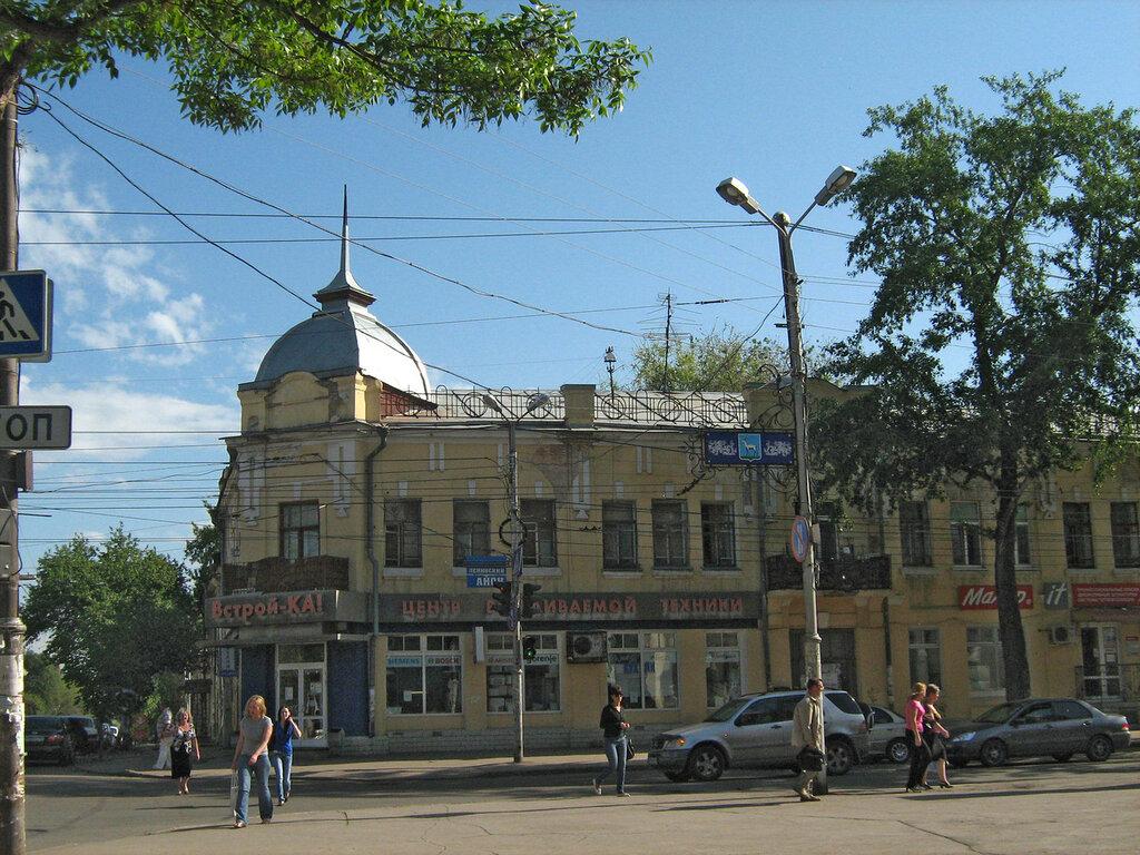 город Самара, Поволжье, города России