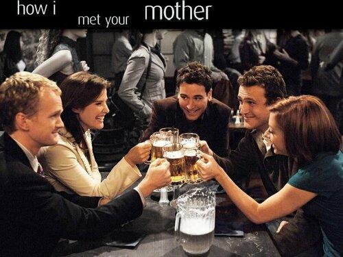 how i met your mother, как я встретил вашу маму