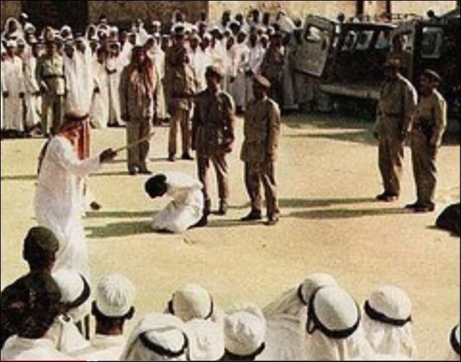 О смертной казни: в Саудовской Аравии маньяку отрубили голову