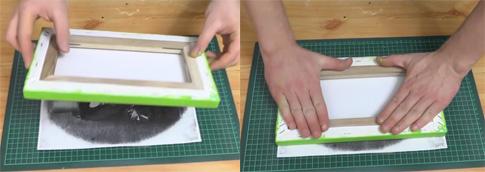 Как перенести рисунок с бумаги на любую поверхность (фото 3)