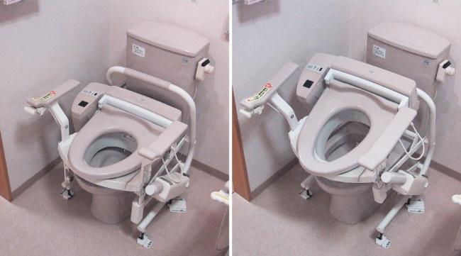 © wikimedia  Уборные комнаты вЯпонии более чем функциональные. Эти туалеты умеют буквально вс
