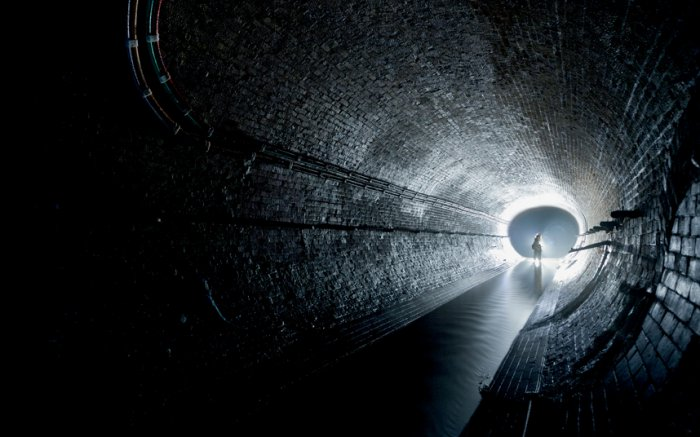 Подземный Лондон. Фотограф Брэдли Л. Гарретт (Bradley L. Garrett)