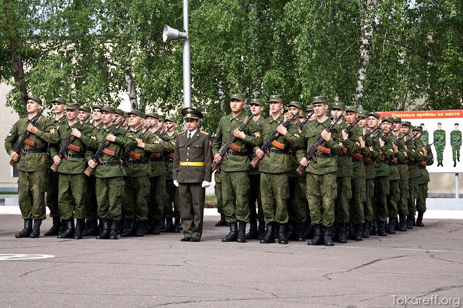 Войсковая часть железногорск красноярский край