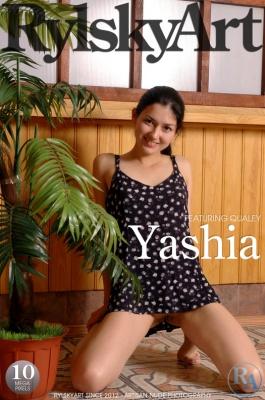 Журнал Журнал RylskyArt: Qualey - Yashia (29-04-2014)