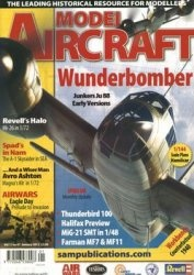 Журнал Model Aircraft 2012-1