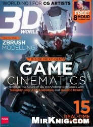 Журнал 3D World  January 2014