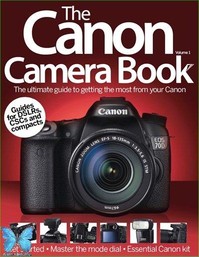 Книга Журнал: The Canon Camera Book (1, 2014)  [En]