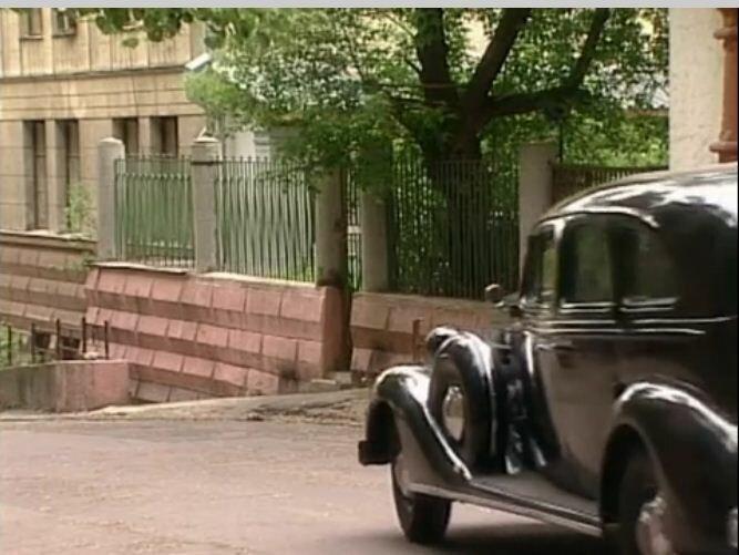 Хитровский пер, 2003 год, телесериал Желанная, 3 серия.
