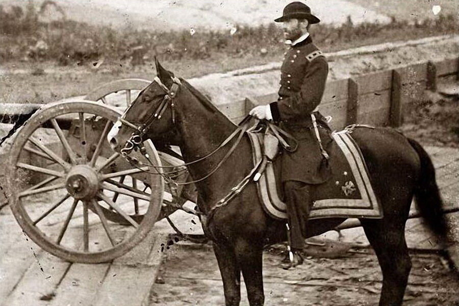 the life and military campaigns of william tecumseh sherman Civil war historian noah andre trudeau discussed the military campaign of union general william tecumseh sherman and his 60,000 troops from atlanta to savannah, georgia in 1864 general sherman.