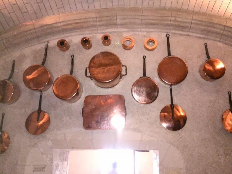 Замки Луары. Одна неделя в июне