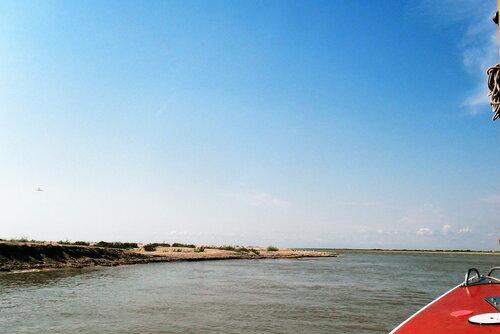 Август 2011, в яхтенном походе