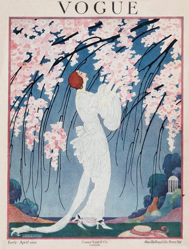 Vogue Magazine cover 1919